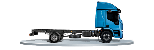IVECO Eurocargo Fahrgestell