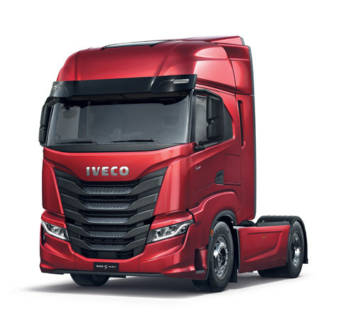 IVECO S-WAY Sattelzugmaschine